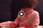 Bouncing Bear App = Hysterical Toddler