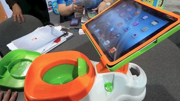 Ipotty For Ipad Do Tech And Toilet Training Go Hand In Hand