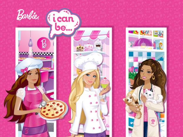 Barbie i can be... app