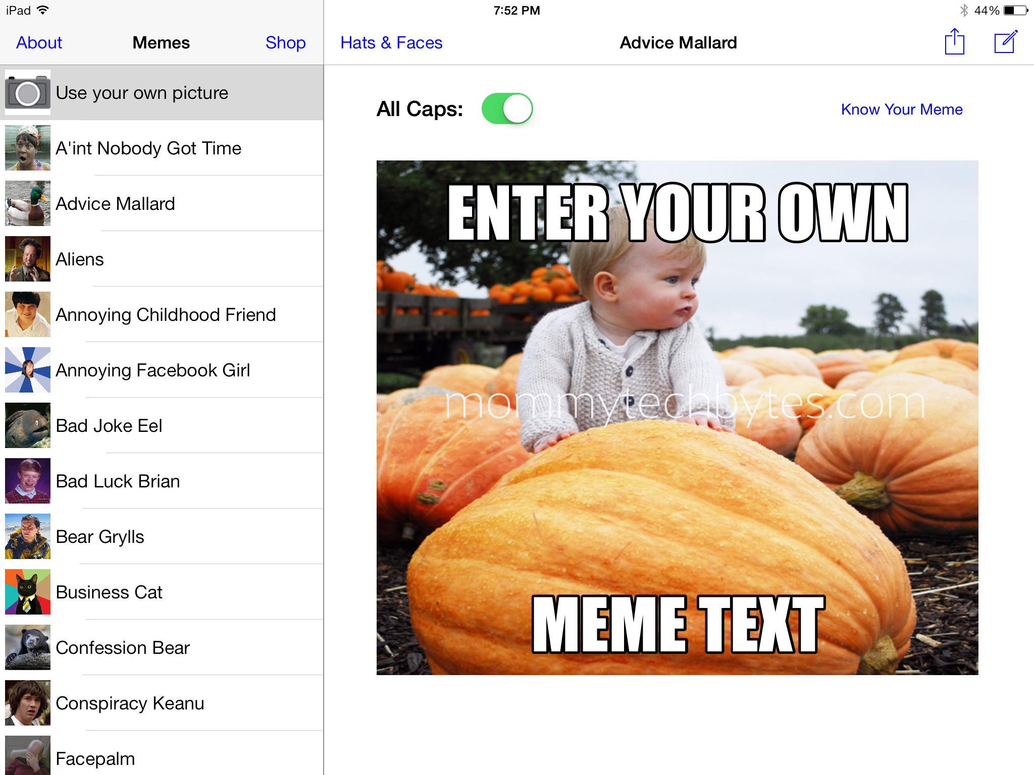 How to Make a Killer Meme with an App in Five Minutes