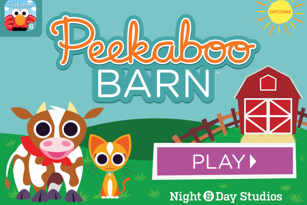 Peekaboo Barn - Night & Day Studios